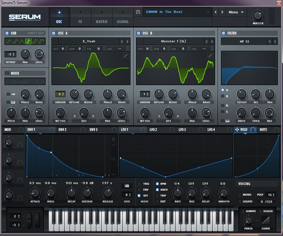 Serum VST Discount Edmonton