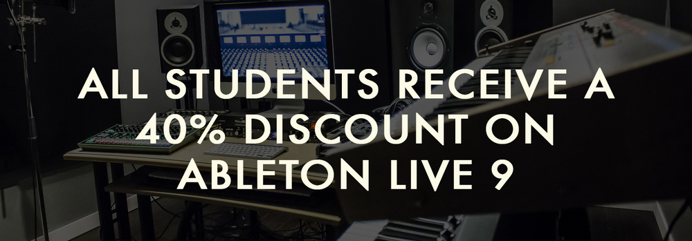 Ableton Live Student Discount