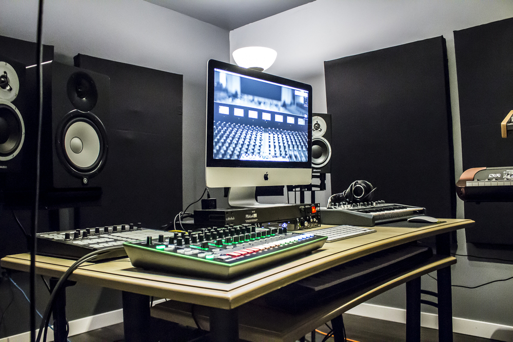 1 on 1 music production lessons