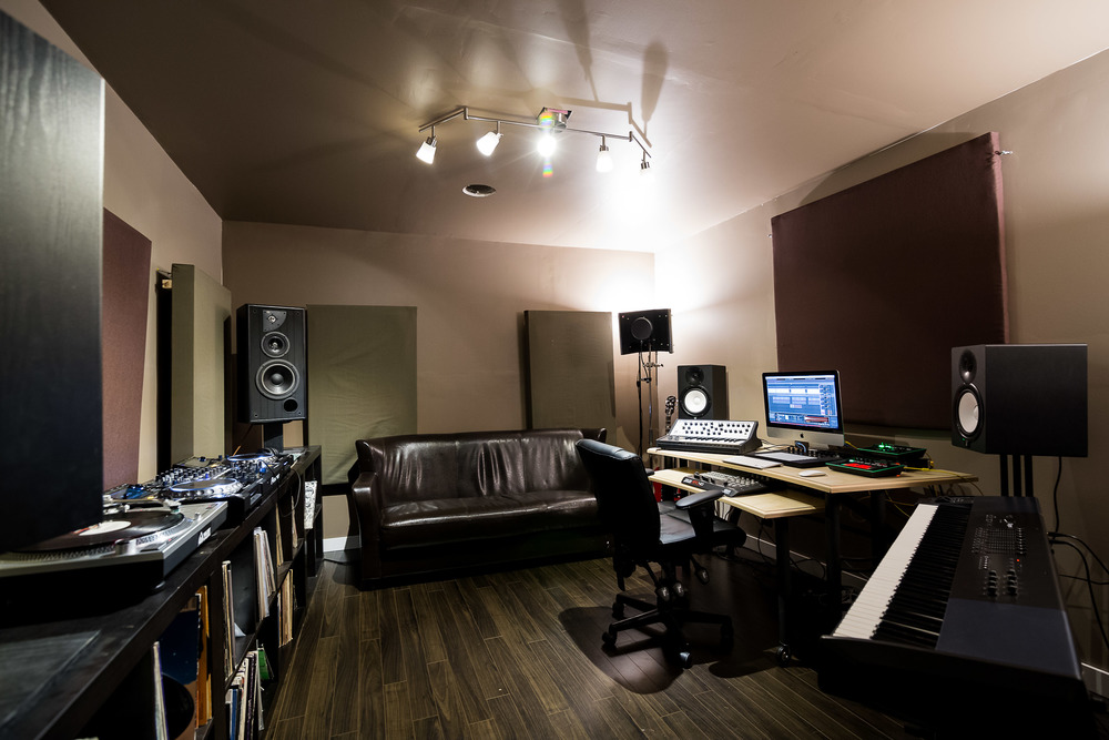 Private Studio Rental in Edmonton