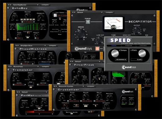 Soundtoys discounts for Edmonton producers