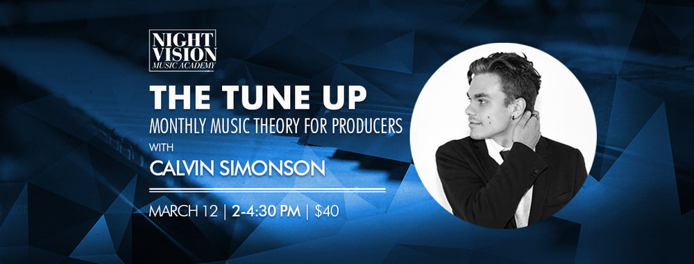 Music Theory Workshop in Edmonton