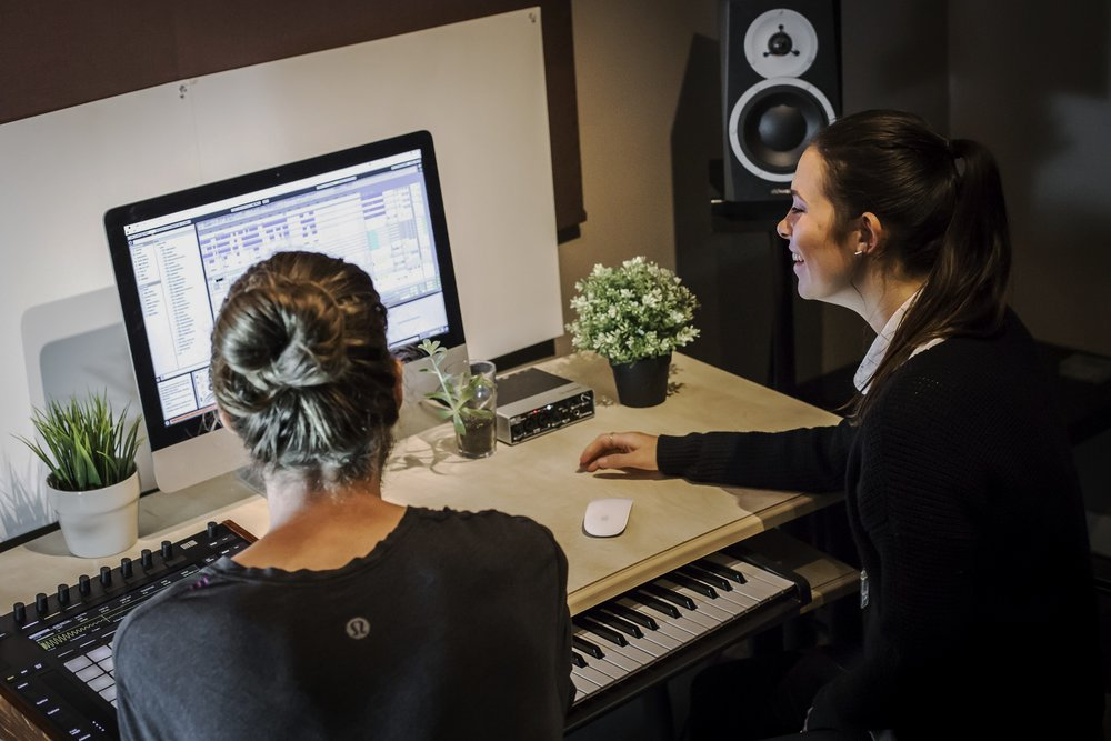 LEVEL 1  - Begin your music production journey.Starts September 11 & October 4th