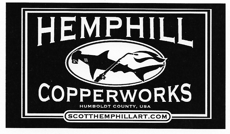 Scott Hemphill - Copper Artist