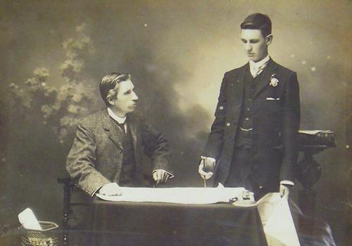 A.B. Wilson