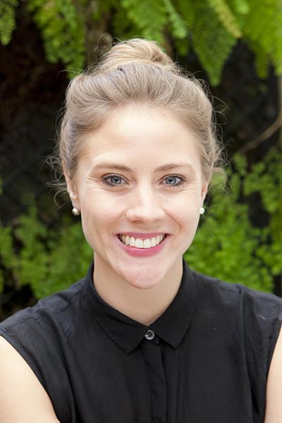 Georgina Russell, Architectural Graduate