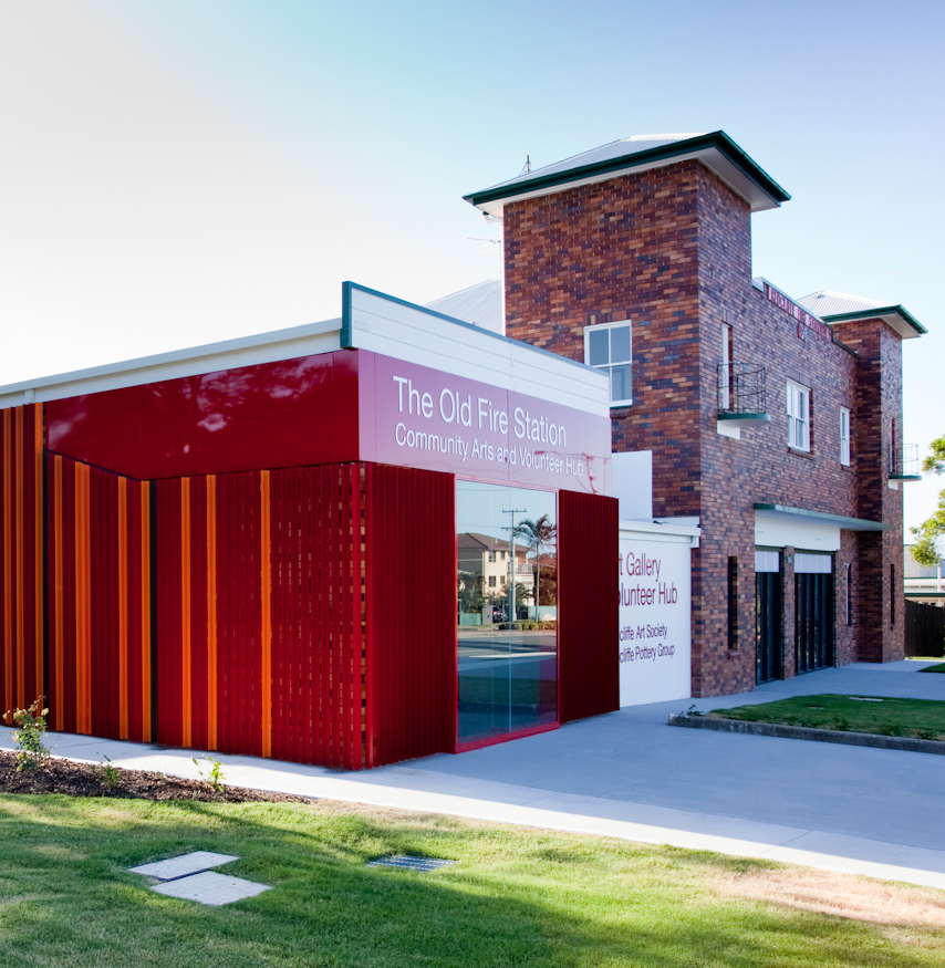 Redcliffe Fire Station Redevelopment
