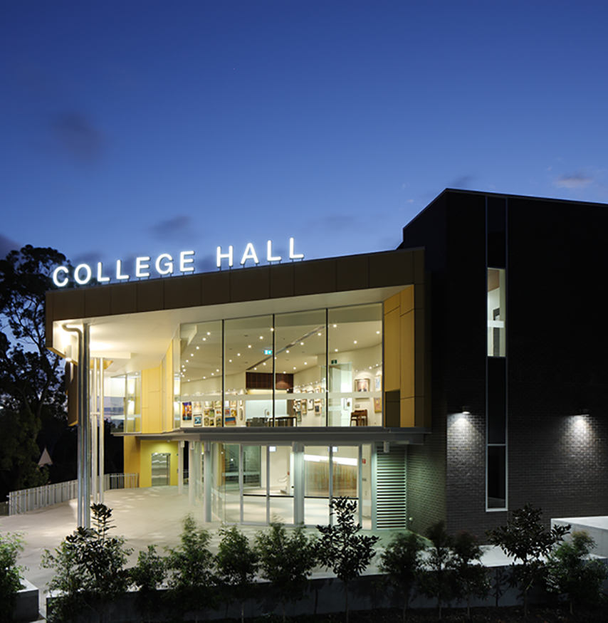 Brisbane Boys College, College Hall