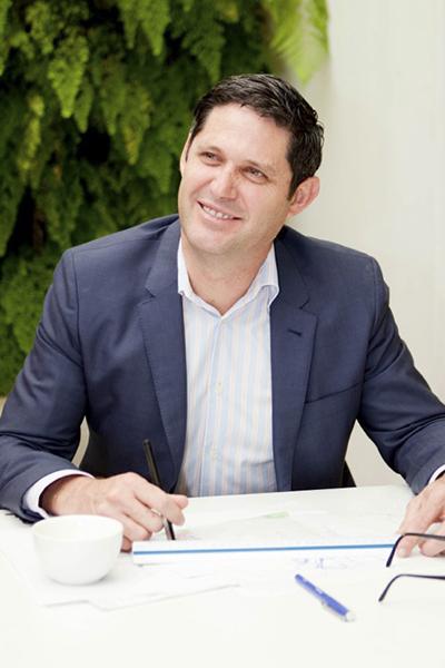 Hamilton Wilson, Managing Director