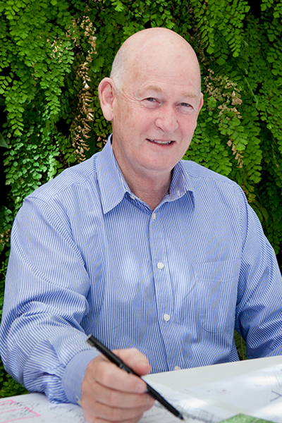 John Harrison,  Associate & Landscape Architect