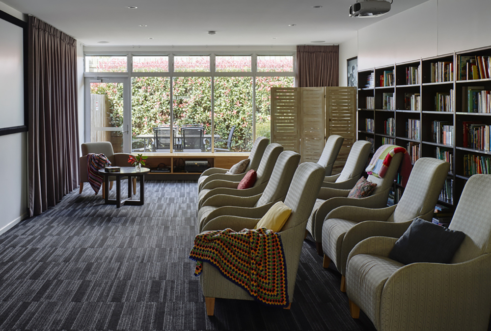 Improving senior living through research led design; INDESIGN LIVE