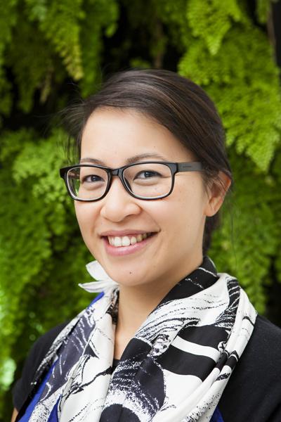 Jenny Yang,  Architect