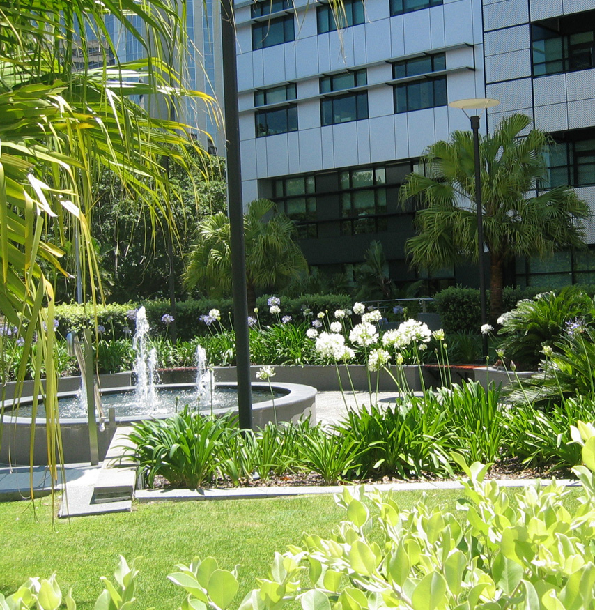 Landscape architecture wilson architects for Landscape architecture courses brisbane