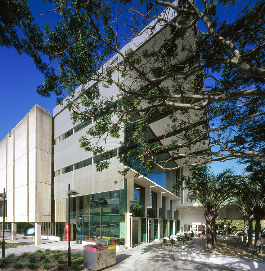 University of Queensland Biological Sciences Library