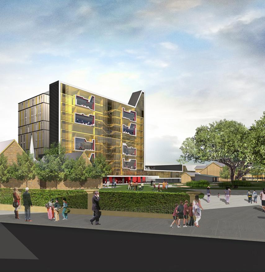 Parramatta Public School & High Rise School
