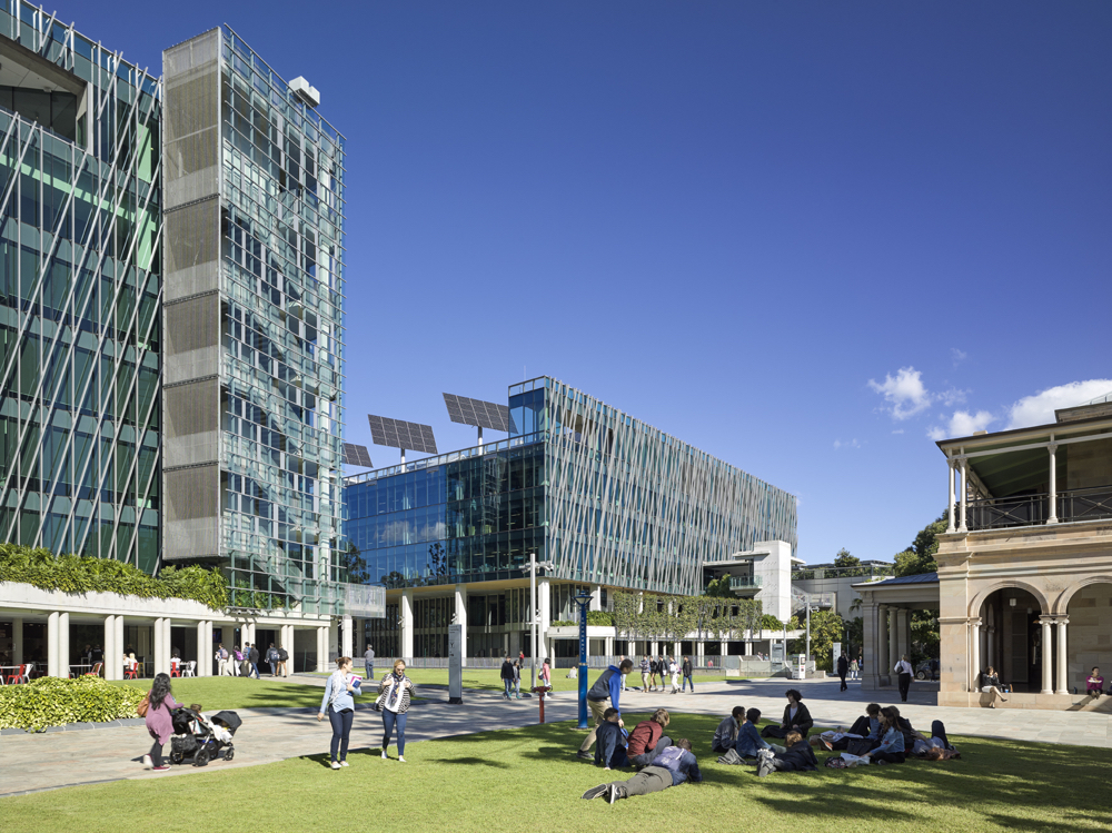 ... (Architects In Association) Were Successful Winners Of The Short Listed  Design Competition For The QUT Science + Technology Precinct + Community  Hub ...