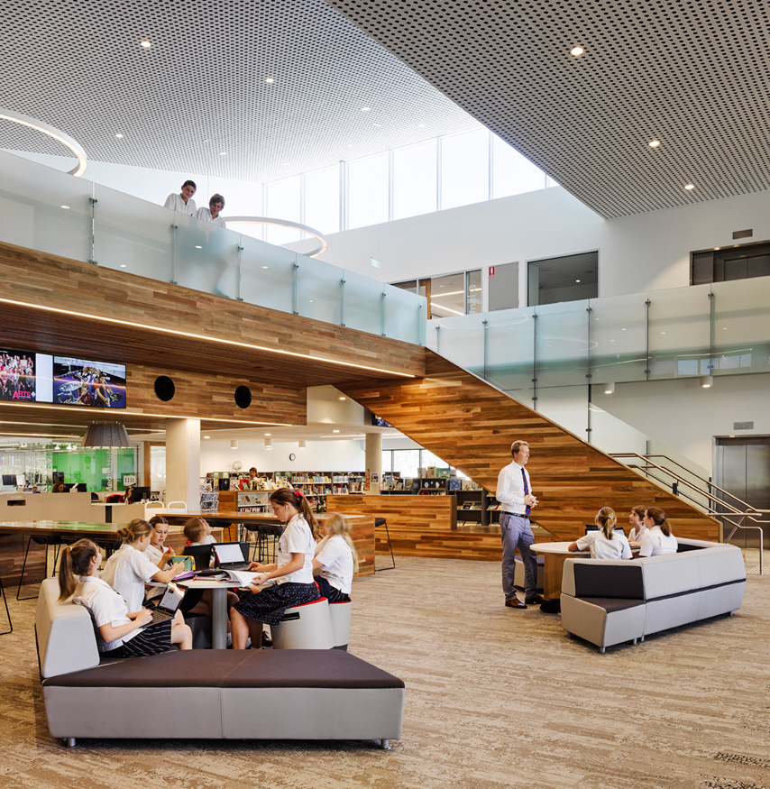 St Andrew's Anglican College, Learning Hub