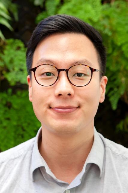Kevin Park,  Architectural Graduate