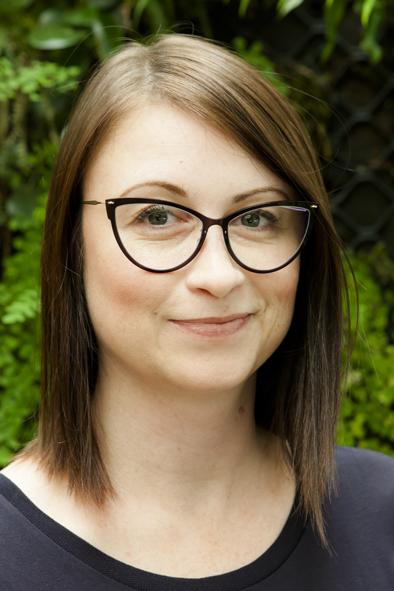 Melissa Hughes,  Architectural Graduate