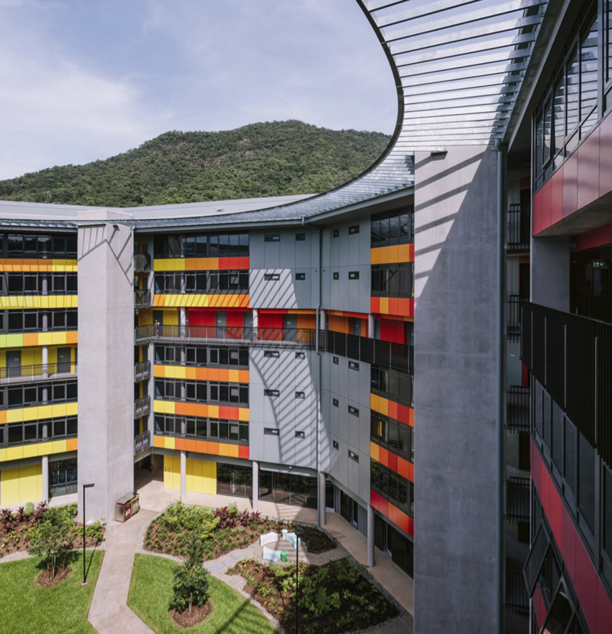 Cairns Campus Accommodation, James Cook University