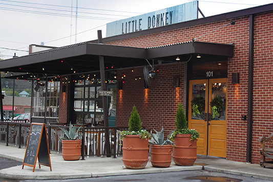 Little Donkey Restaurant | Germantown | Randy Gentry