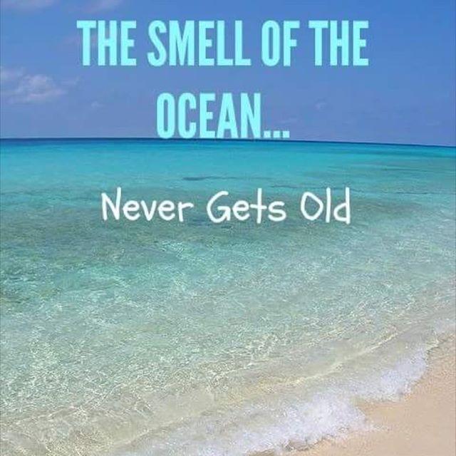 Never gets old! #beach #ocean #summertimeshine