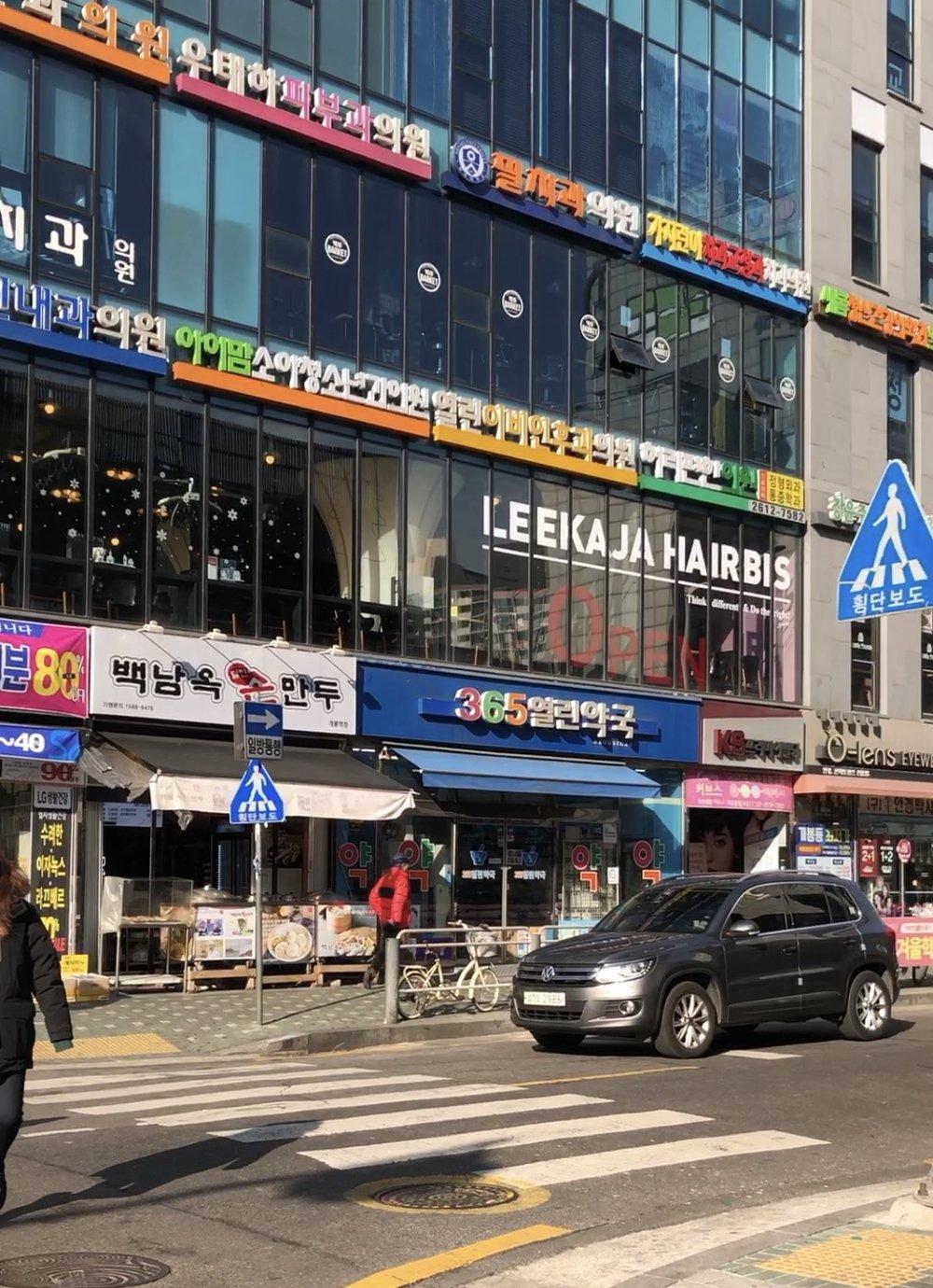 Gaebong area