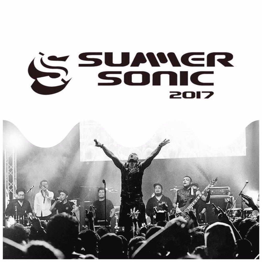 20 August  幕張メッセ - チケット絶賛発売中www.summersonic.com