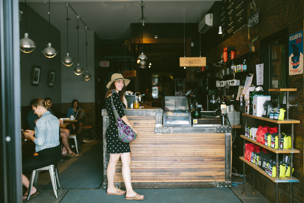 Collective Coffee in Riversdale