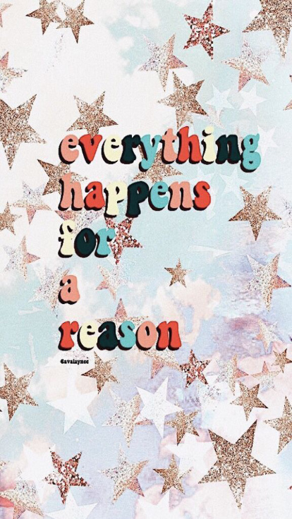 everything happens for a reason quote love yourself Friday apparel.jpg