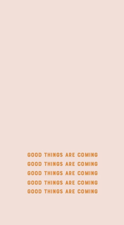 good things are coming quote love yourself Friday apparel.jpg