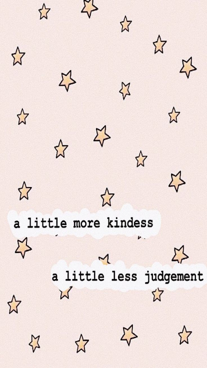 more kindness less judgment quote love yourself Friday apparel.jpg
