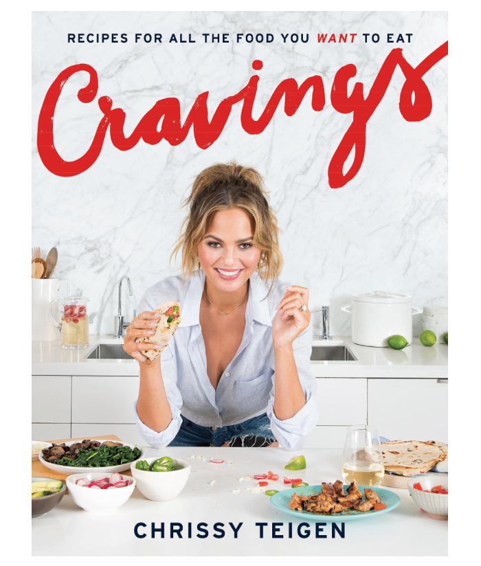 Cravings Cookbook by Chrissy Teigen