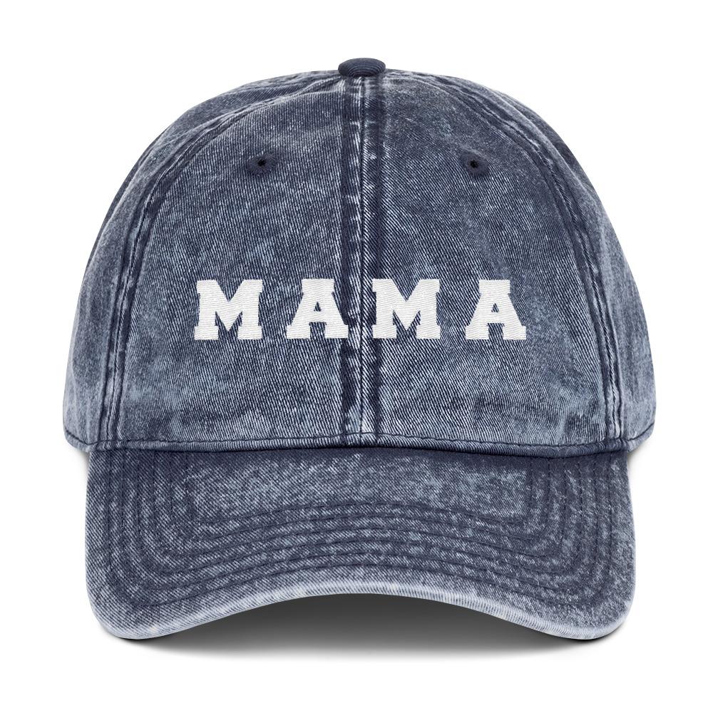 Matching Mama and Dad Hats