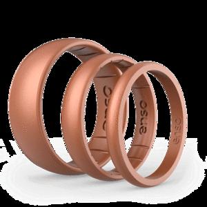 Copper Silicone Rings
