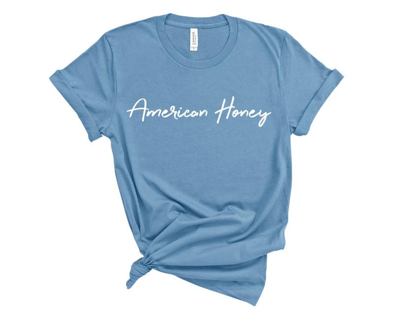 American Honey Tee