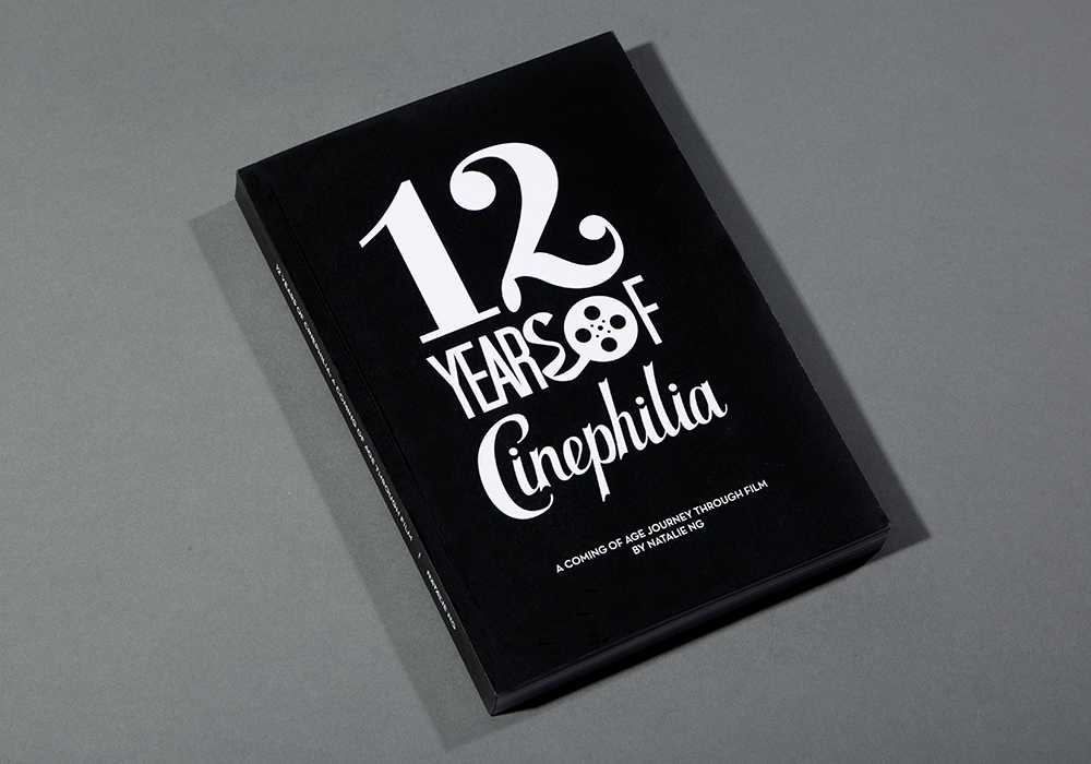 12 Years of Cinephilia  is an archive documenting my obsession with cinema.