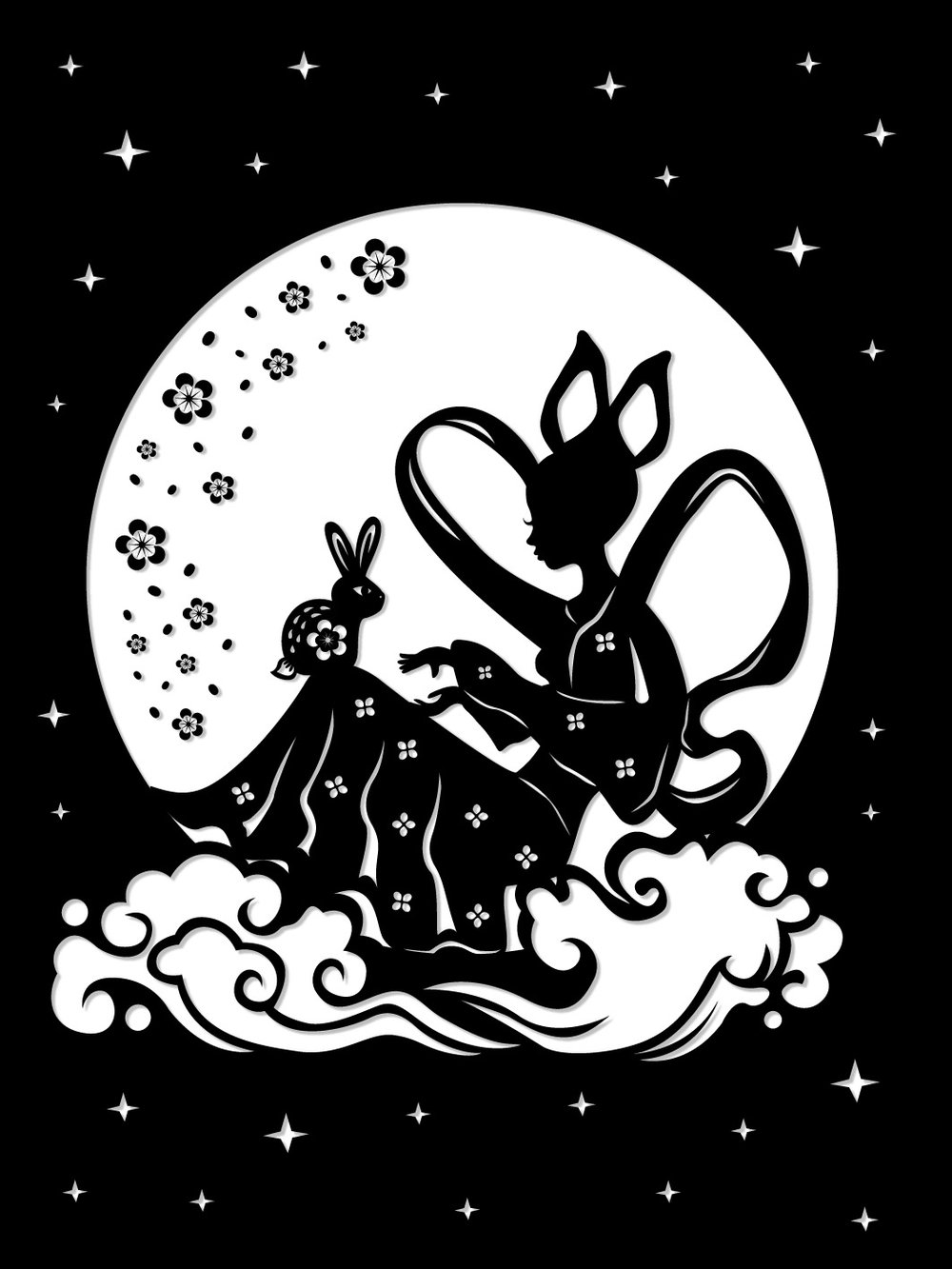 The Legend of the Moon Goddess
