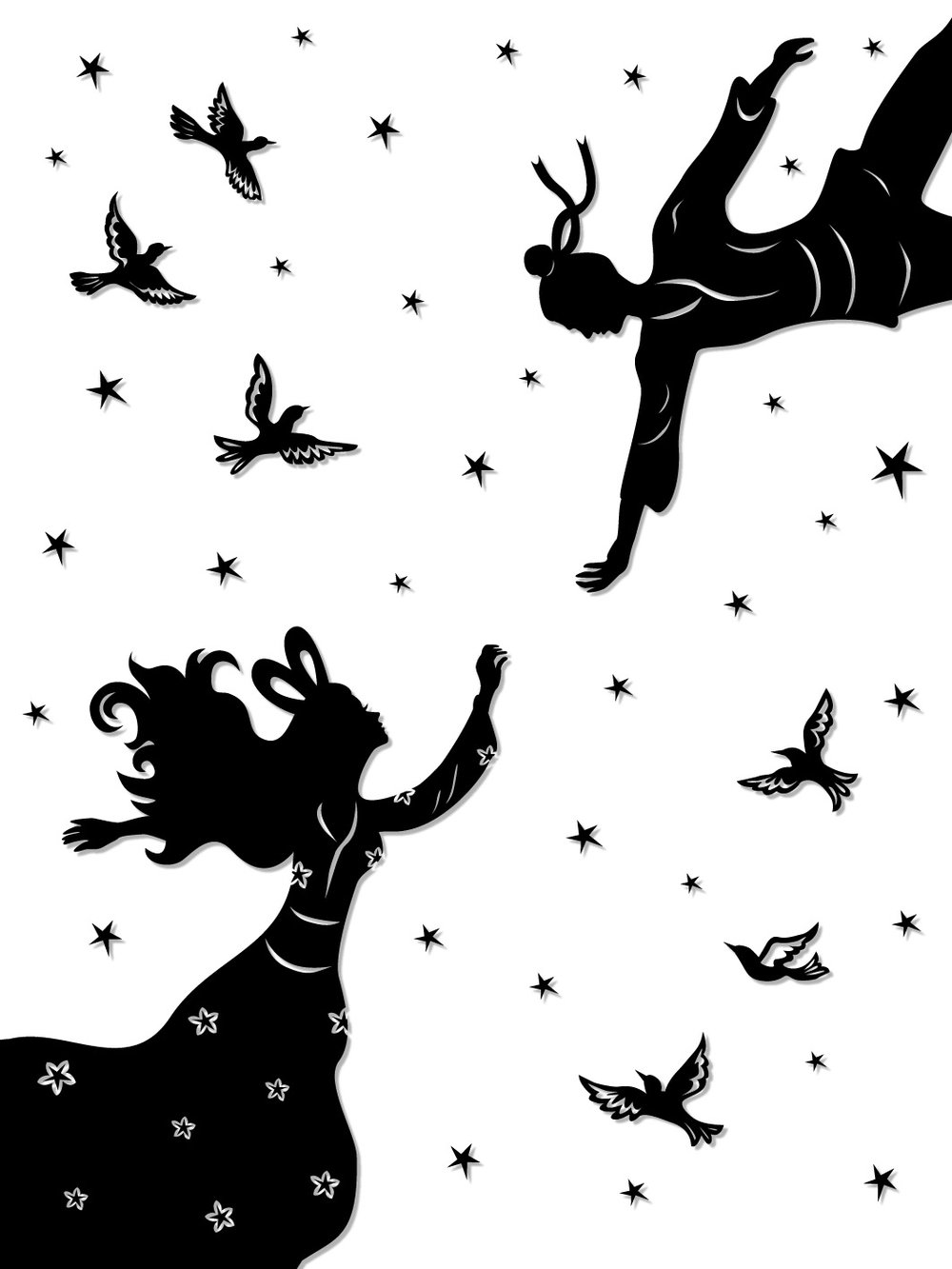 The Cowherd & the Weaving Maiden