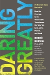 Interested in reading more about being courageous and practicing authenticity, vulnerability, and gratitude? Try this book: Brené Brown -Daring Greatly: How the Courage to Be Vulnerable Transforms the Way We Live, Love, Parent, and Lead.Learn more here.