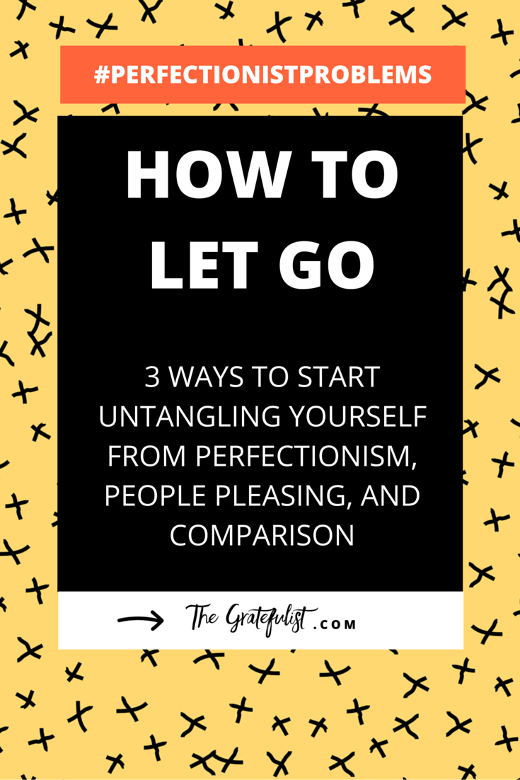 How to let go: 3 levels of untangling yourself from perfectionism, people pleasing, and comparison - As recovering perfectionists and soul-connected yet stressed-out creatives, we have trouble with letting go. We hold tight to this idea of perfection and don't realize that it's actually standing in your way. Not letting go of perfectionism keeps us stifled and unable to move. Click through to learn more about the 3 levels that'll help you start untangling from perfectionism, people pleasing, and comparison. And get your FREE workbook while you're at it!