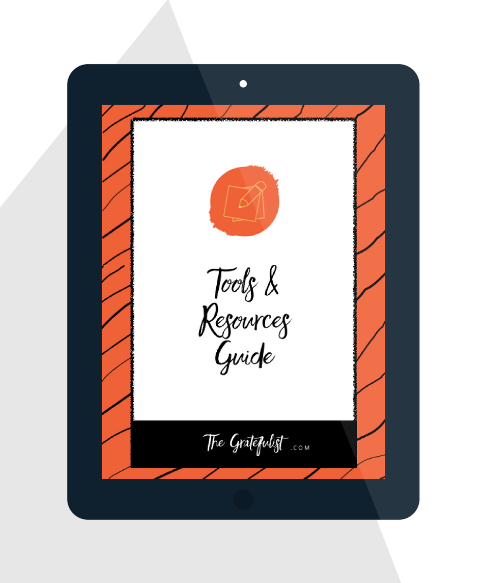 The Gratefulist Tools and Resources Guide