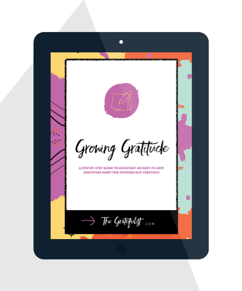 The Gratefulist Growing Gratitude