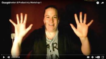The Gratefulist Procrastination Workshop