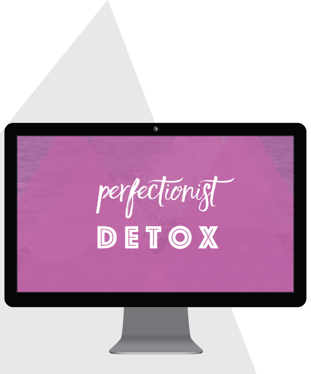 The Gratefulist Perfectionist Detox