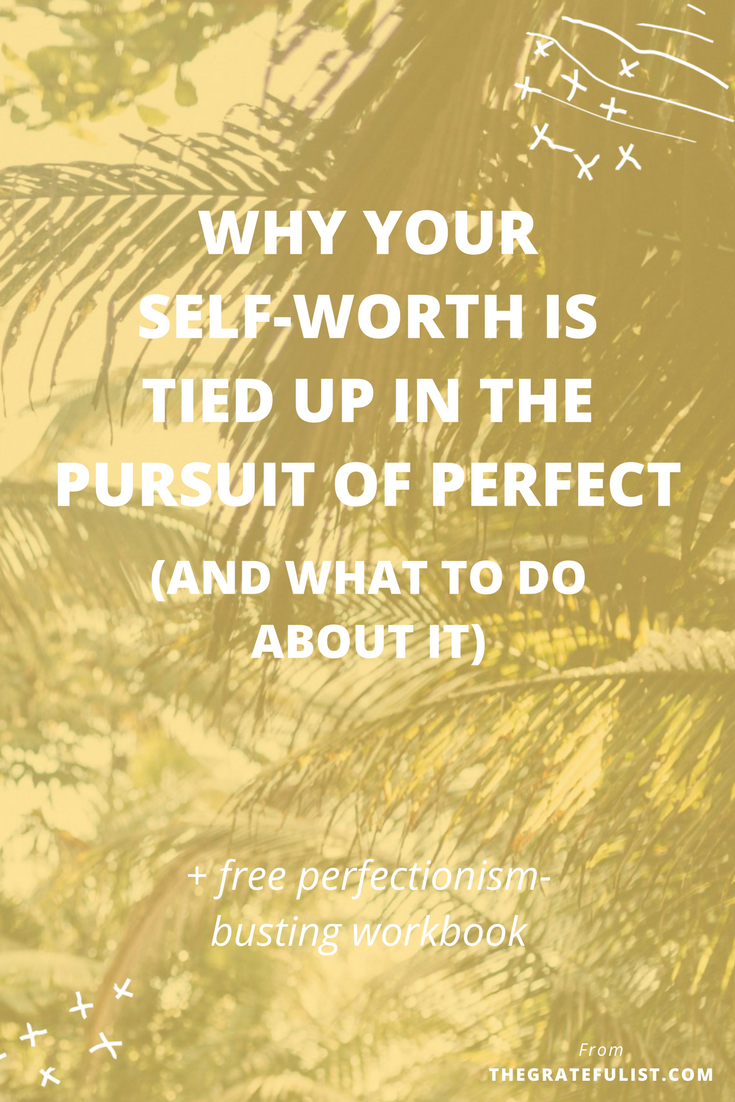 It's the 15th episode of the #perfectionistproblems series for soul-connected yet stressed-out creatives and recovering perfectionists. Are you a frequent passenger on the self-worth struggle bus?Click through to learn all about how you can untangle your self-worth from the pursuit of perfect and the 2 mindset shifts I went through to make that transformation happen in my own life. Plus, make sure to download your free perfectionism-busting workbook.