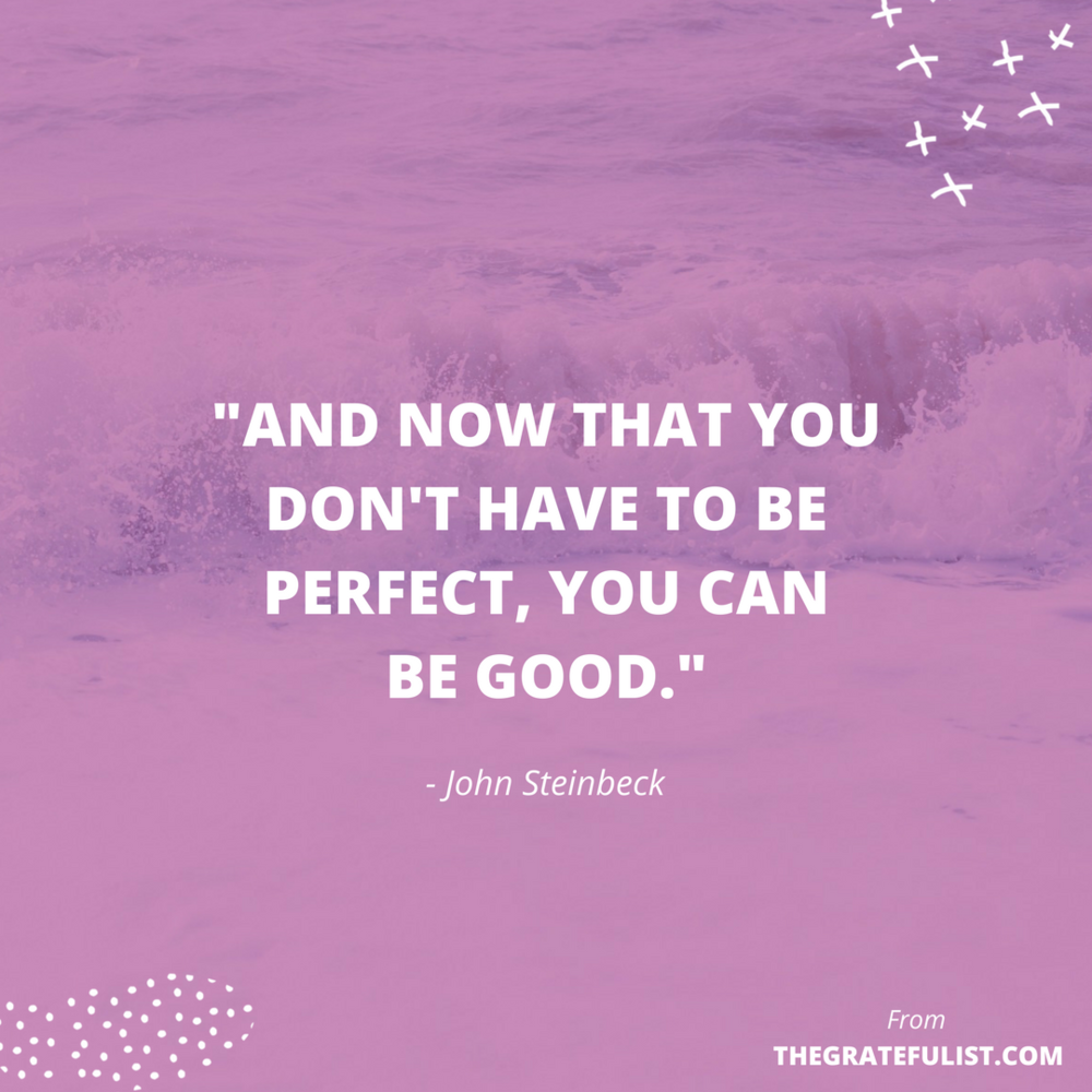 We can all benefit from those who have gone before us. Their wisdom is invaluable in overcoming perfectionism. That's why I've rounded up my favorite quotes to help you stay motivated as you let go of your perfectionism. Click through to see all 30 quotes. recovering perfectionist / perfectionism quotes / perfectionism inspiration / progress not perfection / perfectionist / perfectionism definition / stop being a perfectionist