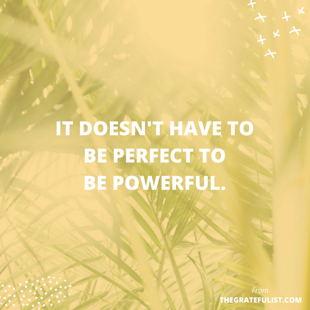 In this blog post I'm introducing you to a unique way of dealing with perfectionism and that's using affirmations. Click through to see all 20 anti-perfection affirmations. Overcoming perfectionism / recovering perfectionist / perfectionism quotes / perfectionism inspiration / progress not perfection / perfectionist / perfectionism definition / let go of perfectionism / stop being a perfectionist