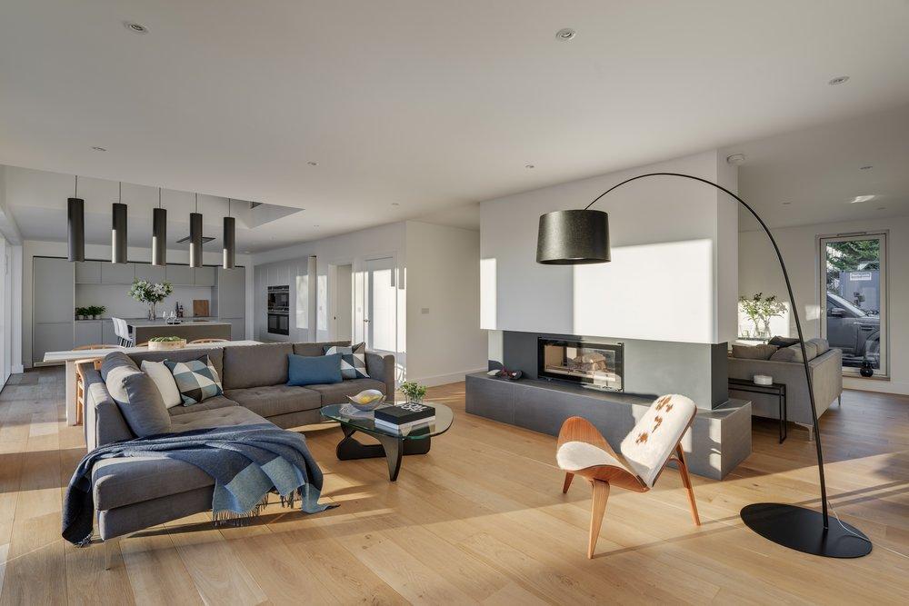 Park House Lounge Area