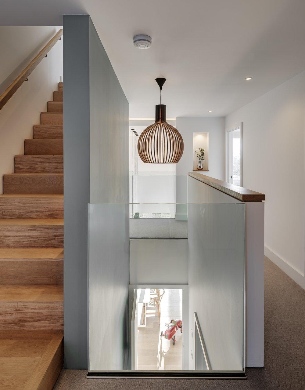 Park House Hallway
